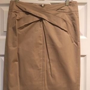 Michael Kors Knot Accented Pencil Skirt